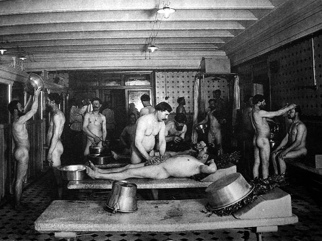 History Of Gay Bathhouses