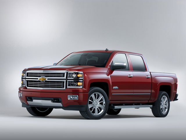 Gay Car Geek: Drive This, Not That — Silverado