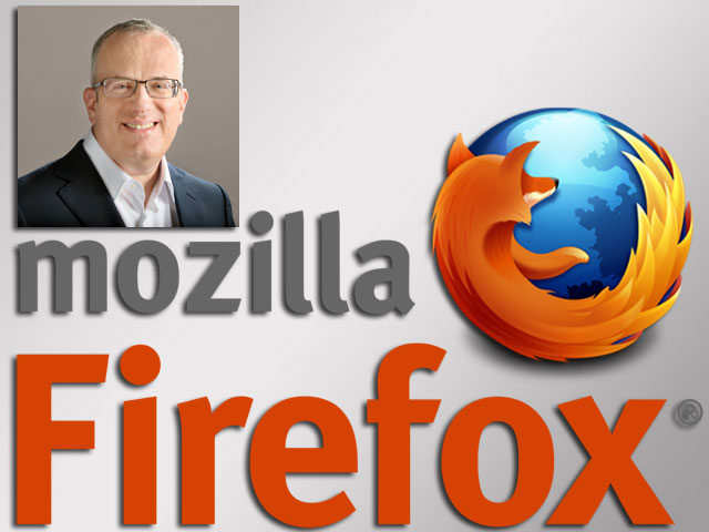 Brendan Eich, new CEO of Mozilla