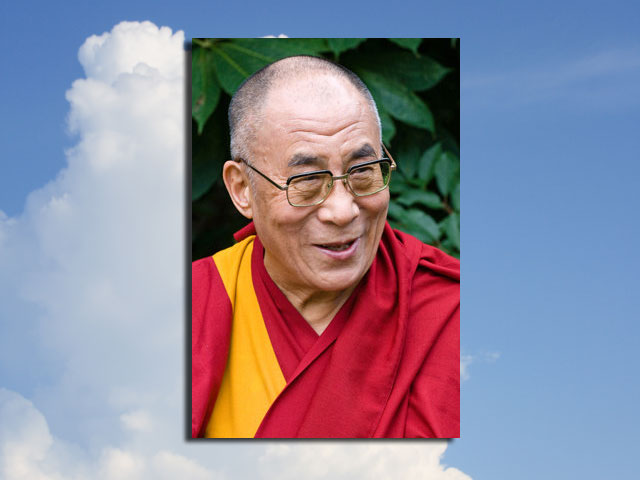 Dalai Lama Says No Problem With Gay Marriage