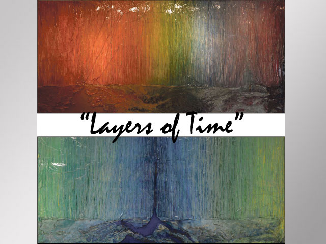 "Review: Chisolm's ""Layers in Time"" on Display Now"