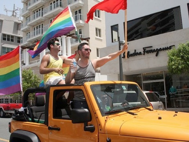 Puerto Rico Gears Up For Annual Gay Pride Festival And Parade
