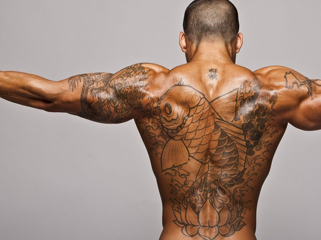 Tattoo You.  A Brief History Of 'Tats'