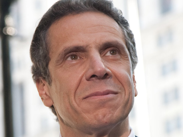 By Andrew Cuomo by Pat Arnow.jpeg: Pat Arnow derivative work: UpstateNYer (Andrew Cuomo by Pat Arnow.jpeg) [CC-BY-SA-2.0 (http://creativecommons.org/licenses/by-sa/2.0)], via Wikimedia Commons
