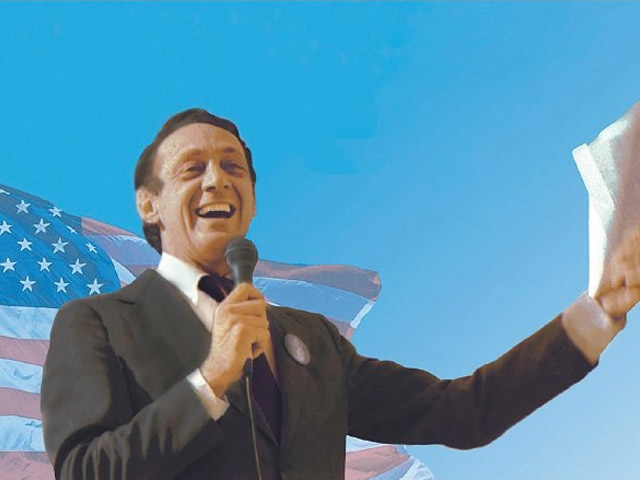 OpEd: The Day I Met Harvey Milk