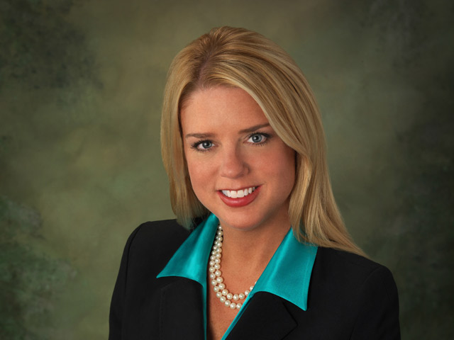Attorney General Pam Bondi Defends Her Defense Of Florida Ban On Same-Sex Marriage
