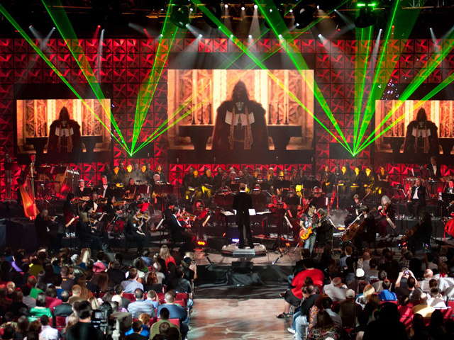"""Video Games Live"" is an immersive concert event featuring music from the most popular video games of all time. The program will be presented this weekend in both Miami and West Palm Beach."
