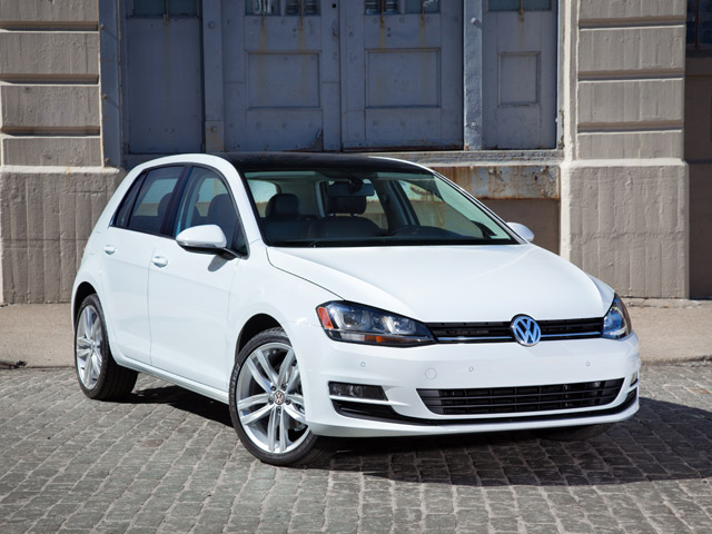 Column: 2015 Volkswagen Golf TDI — Dare to go Diesel