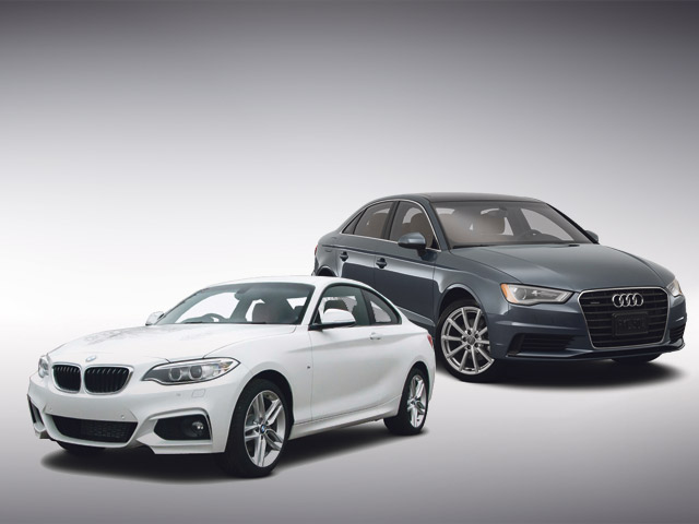REVIEW: BMW 228i M Sport vs. Audi A3 2.0T