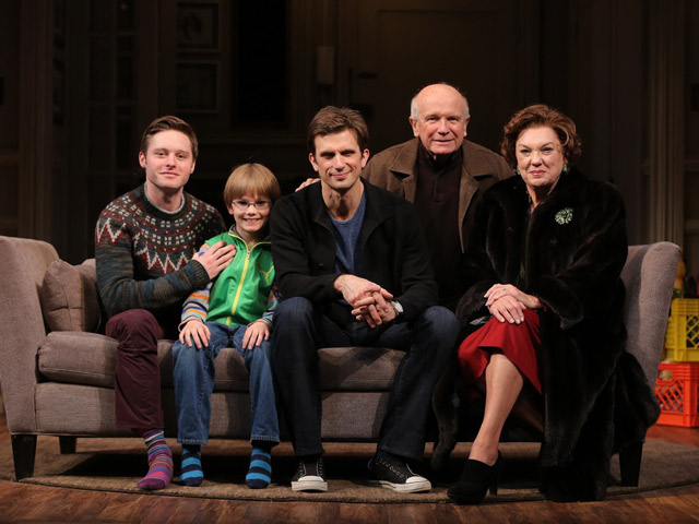 Terrence McNally's 'Mothers and Sons' To Close