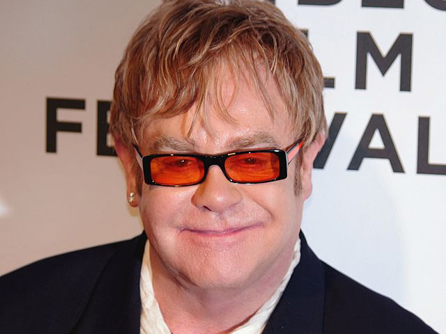 Church of England to Elton John: Jesus Wouldn't Support Gay Marriage
