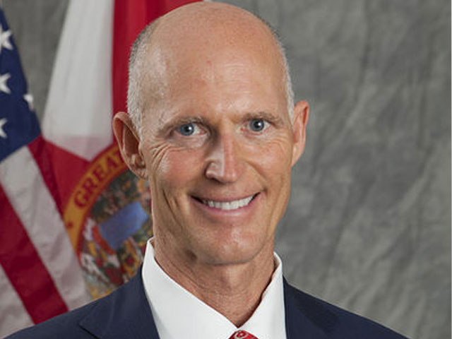 Rick Scott Won't Take Clear Stance On Marriage Equality Ruling, Appeal