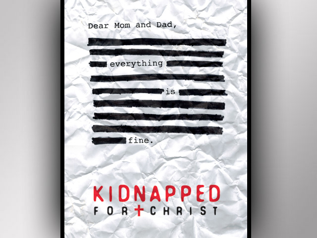 "Interview With Executve Producer: ""Kidnapped For Christ"""
