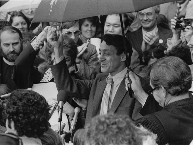 The Day I Met Harvey Milk