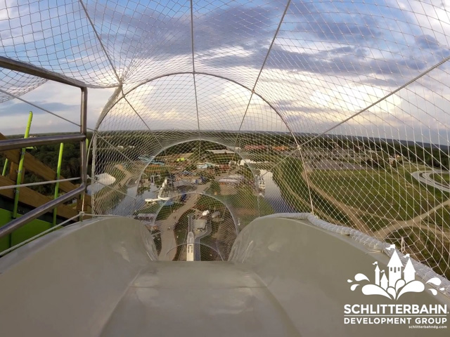 World's Tallest Water Slide To Open This Week