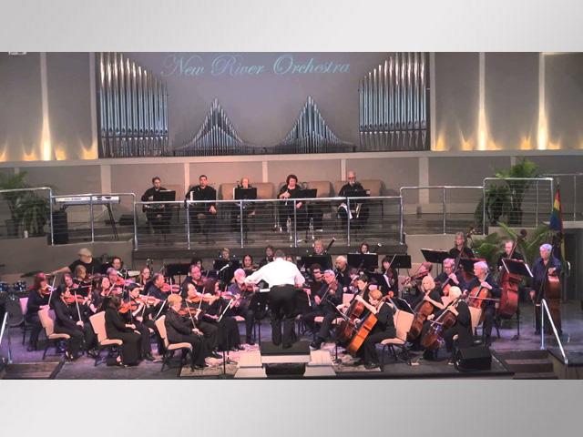 New River Orchestra: A Passion for Music and Community