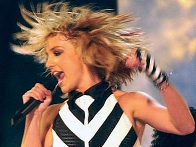 Britney Spears Accused Of Lip-Syncing, Again