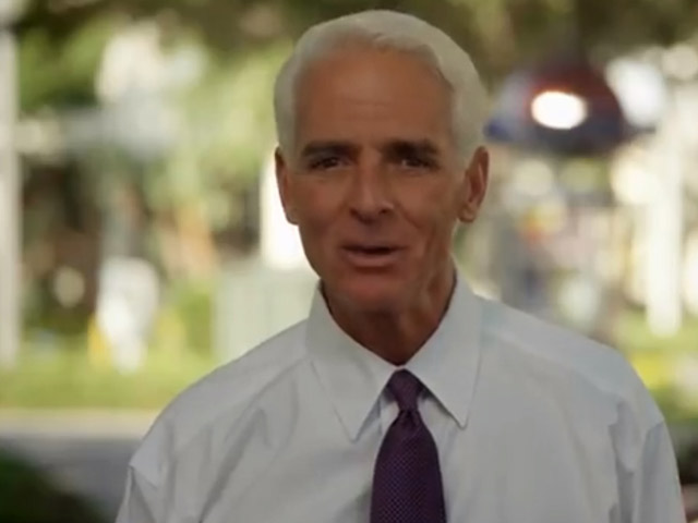 Charlie Crist Wants His Old Job Back