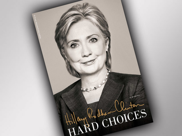 "Book Review: ""Hard Choices: A Memoir"" by Hillary Rodham Clinton"