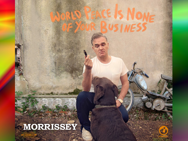 Music Review: Morrissey - World Peace is None Of Your Business - 2014