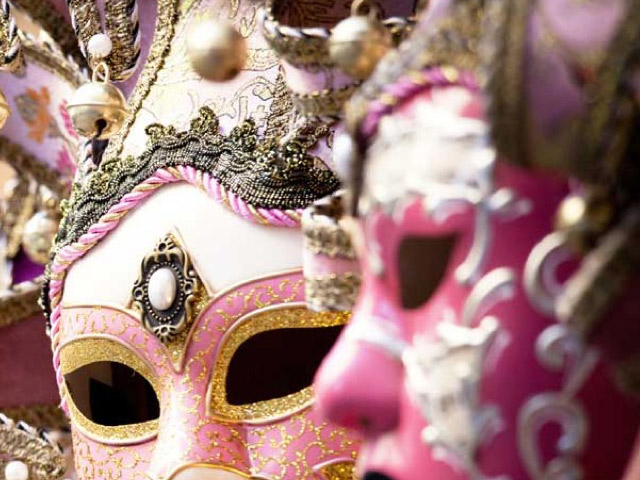 Pridelines Masquerade Ball: Fund Raising Event of the Year