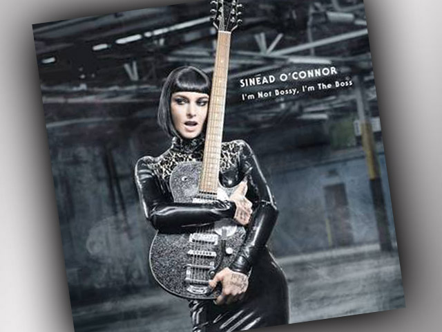Music Review: Sinead O'Connor - I'm Not Bossy, I'm The Boss 2014