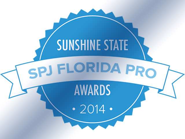 SFGN Wins Several Awards From The Society of Professional Journalists Florida Pro Chapter