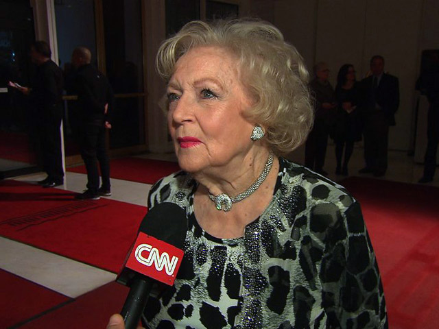 Betty White: May She Rinse In Peace; Readers Mistake 'Dyes' For 'Dies' In Satire