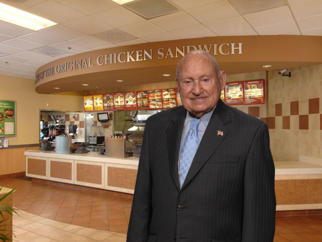 Chick-fil-A founder dead at 93