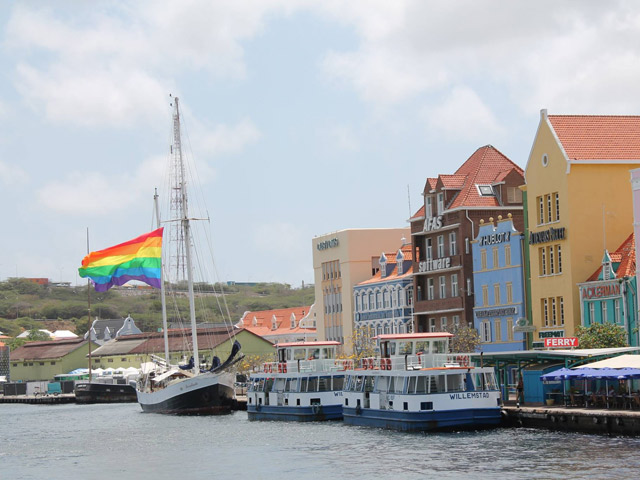 Curaçao - Putting Gay Pride on Display in the Caribbean