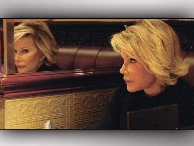 OpEd: Can We Talk? Goodbye Joan Rivers, We'll Miss You