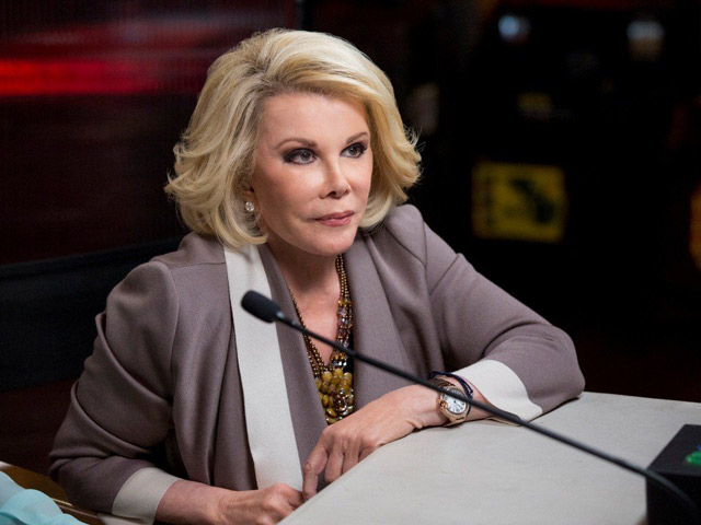 Joan Rivers Left Out of Oscars' 'In Memoriam' Montage