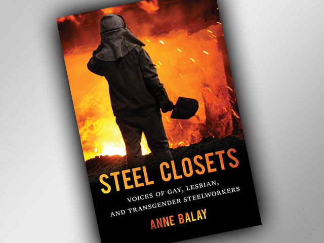 Book On Gay Steelworkers Prompts Union Changes