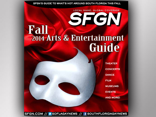 Fall Arts and Entertainment Guide 2014
