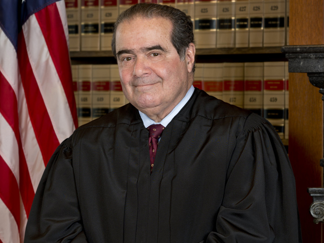 Scalia Takes Questions on Pot, Gay Marriage in Colorado Appearance