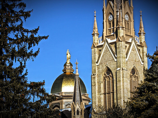 Notre Dame To Hold 'Gay in Christ' Conference