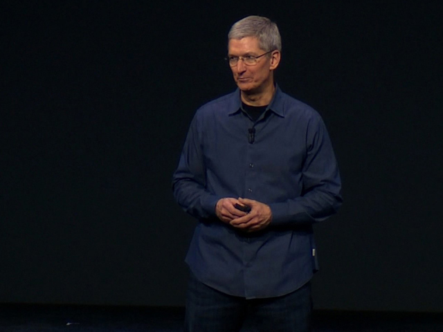 Apple CEO Tim Cook Comes Out: 'I'm Proud To Be Gay'