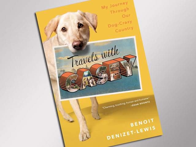 "Review: ""Travels with Casey"" by Benoit Denizet-Lewis"