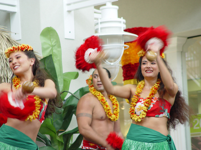 Aloha! Hula Classes Offered Twice as Week at Hagen Park Community Center