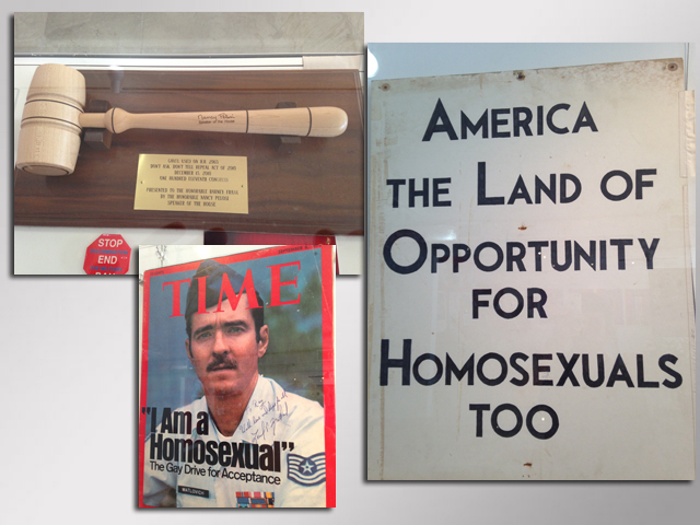 Stonewall Gallery Brings LGBT History, Culture to Wilton Drive
