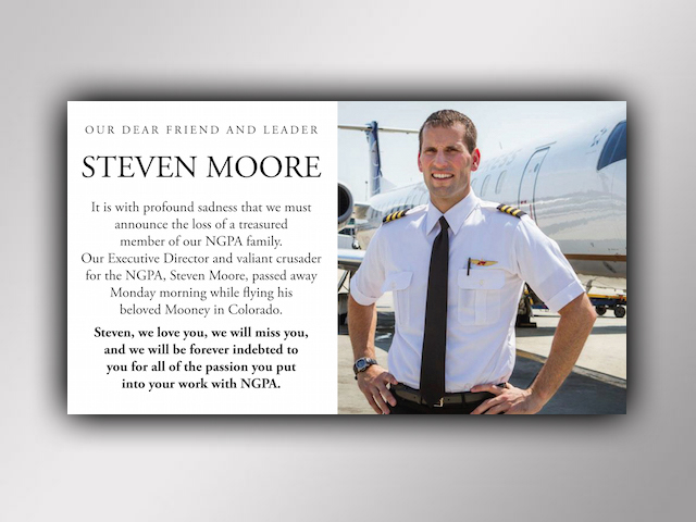 National Gay Pilots Association Executive Director Dies In Plane Crash