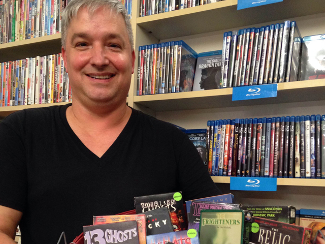 'Find a Memory' at Retro Video: Old Time Video Store Offers Customers Nostalgia