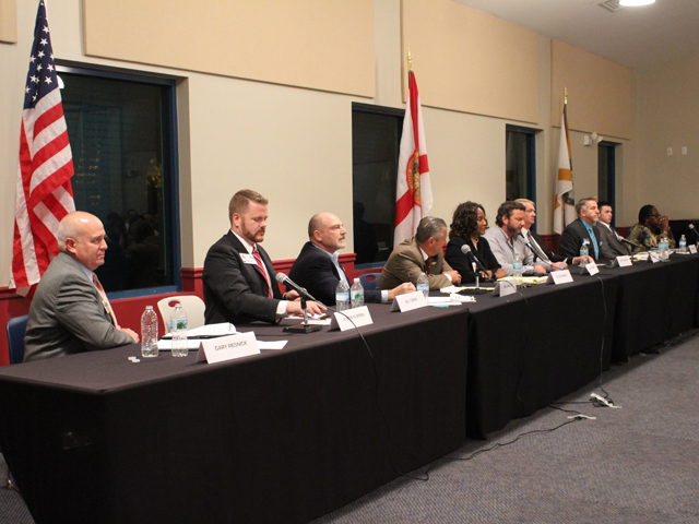 Wilton Manors Candidates Face Off In Debate
