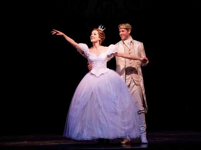 """Rodgers & Hammerstein's Cinderella"" is a Magically Remade Fairy Tale"