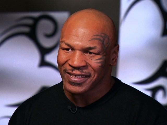 Mike Tyson Opens Up About Being Sexually Assaulted as a Child