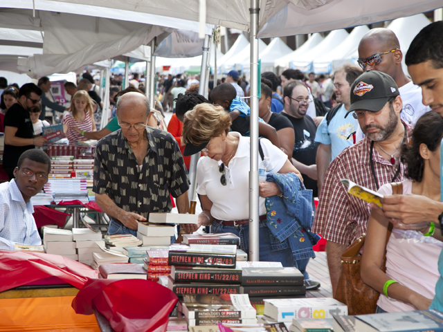 Miami Book Fair Spotlights LGBT Issues, Authors