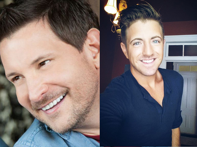 Country Singers Come Out As Gay -- Ty Herndon and Billy Gilman