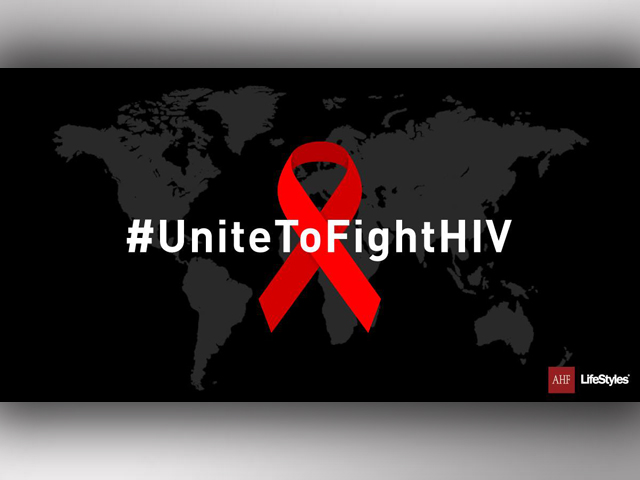LifeStyles Condoms and AHF Launch #UniteToFightHIV