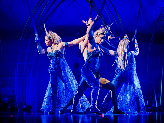 Cirque du Soleil's Newest Production Celebrates Women