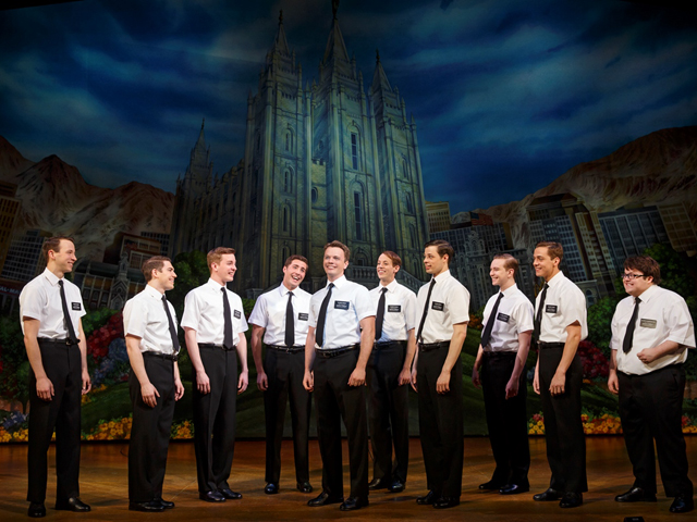 "Review - I Believe: ""Book of Mormon"" Is Still a Big Hit"